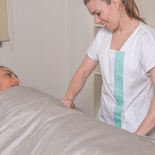 Tratamento de Corpo: Tratamento Térmico Sudação