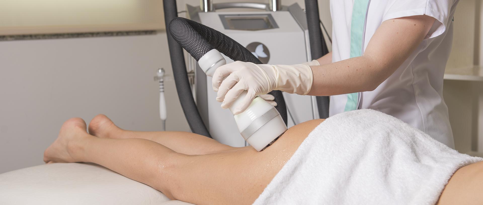 Tratamento de Corpo: Crioradiofrequência